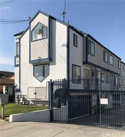 1509 W 146th Street #4, Gardena, CA 90247 (#SB20221131) :: Bathurst Coastal Properties