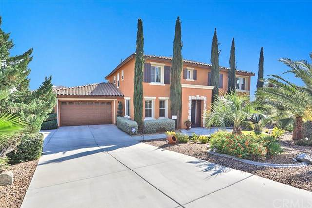 19205 Wild Mustang Court, Apple Valley, CA 92307 (#EV20220932) :: The Miller Group