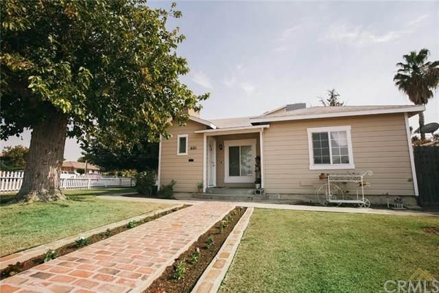 601 Francis Street, Bakersfield, CA 93308 (#SP20221410) :: Veronica Encinas Team