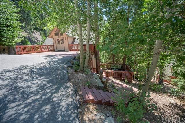 338 Mittry Lane, Lake Arrowhead, CA 92352 (#EV20221488) :: Veronica Encinas Team