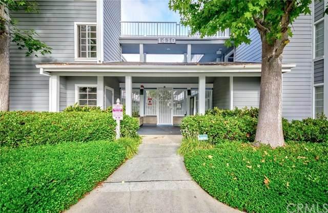 1410 Brett Place #235, San Pedro, CA 90732 (#SB20220841) :: Millman Team