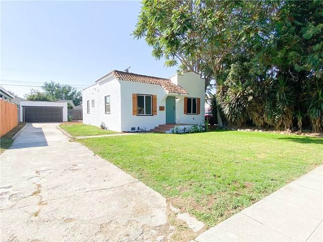 930 W 134th Place, Compton, CA 90222 (#PW20220037) :: RE/MAX Masters