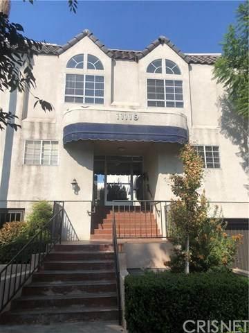 11119 Camarillo Street #105, North Hollywood, CA 91602 (#SR20221622) :: Zutila, Inc.
