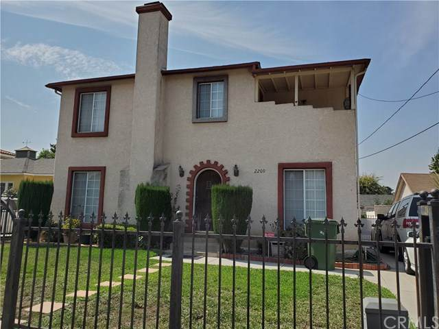 2209 S Palm Avenue, Alhambra, CA 91803 (#CV20221653) :: eXp Realty of California Inc.