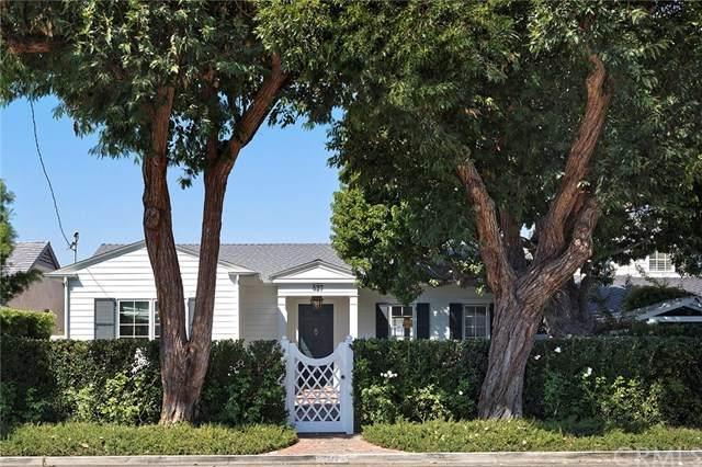 527 Santa Ana Avenue, Newport Beach, CA 92663 (#NP20220827) :: Team Tami