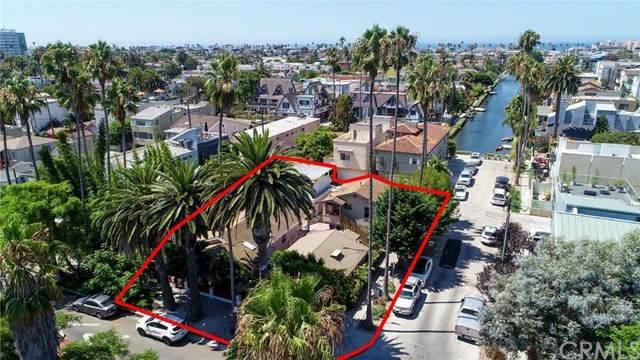 486 Carroll Avenue, Venice, CA 90291 (#SB20221657) :: Powerhouse Real Estate