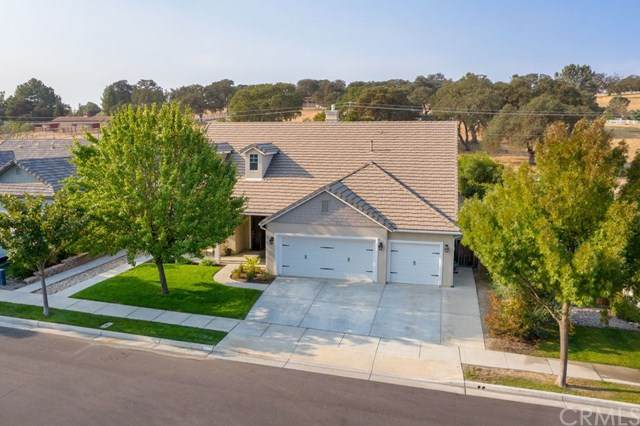 215 Silver Oak Drive, Paso Robles, CA 93446 (#PI20221074) :: American Real Estate List & Sell