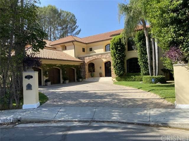 16159 Valley Meadow Place, Encino, CA 91436 (#SR20220836) :: The Veléz Team