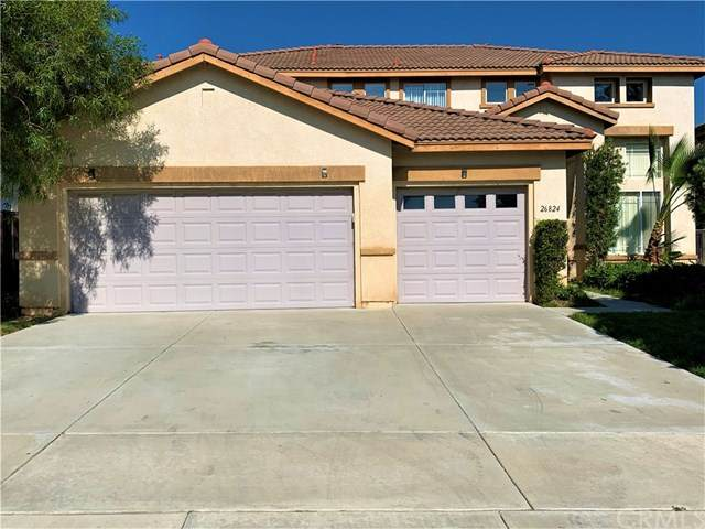 26824 Redcliffe Road, Murrieta, CA 92563 (#SW20221644) :: EXIT Alliance Realty