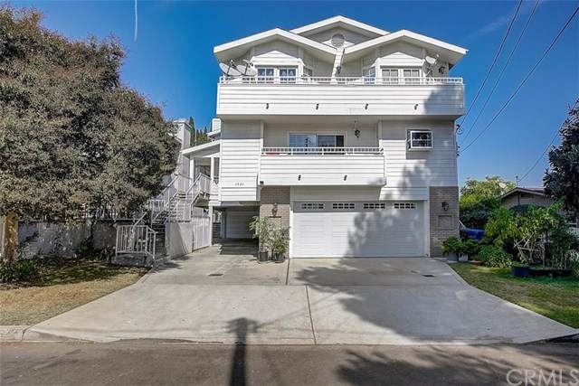 1521 260th Street #3, Harbor City, CA 90710 (#SB20219675) :: The Results Group