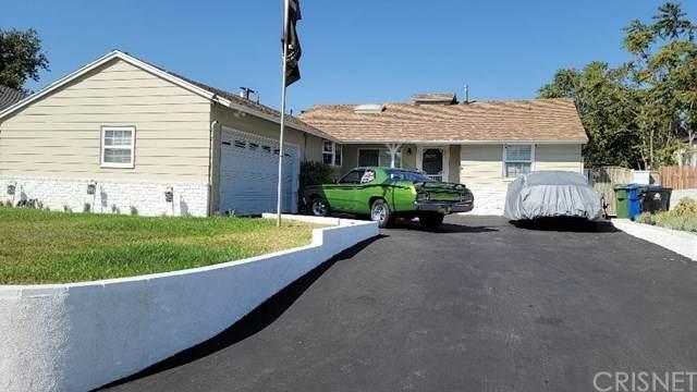 15147 Minnehaha Street, Mission Hills (San Fernando), CA 91345 (#SR20217655) :: Compass