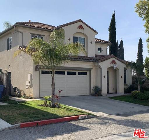 15662 Kingsbury Court #13, Granada Hills, CA 91344 (#20649368) :: RE/MAX Empire Properties