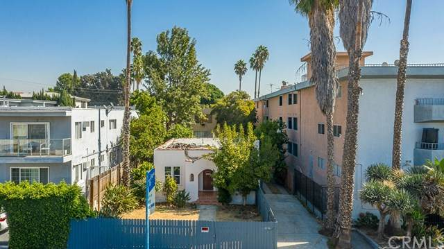 1006 N Crescent Heights Boulevard, West Hollywood, CA 90046 (#WS20221907) :: Powerhouse Real Estate