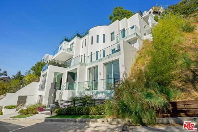 9459 Beverly Crest Drive, Beverly Hills, CA 90210 (#20649684) :: Zutila, Inc.