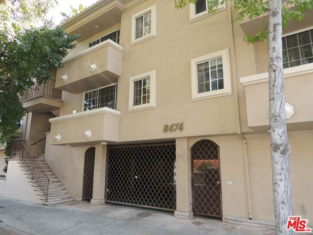 8474 Romaine Street #102, West Hollywood, CA 90069 (#20648842) :: Powerhouse Real Estate