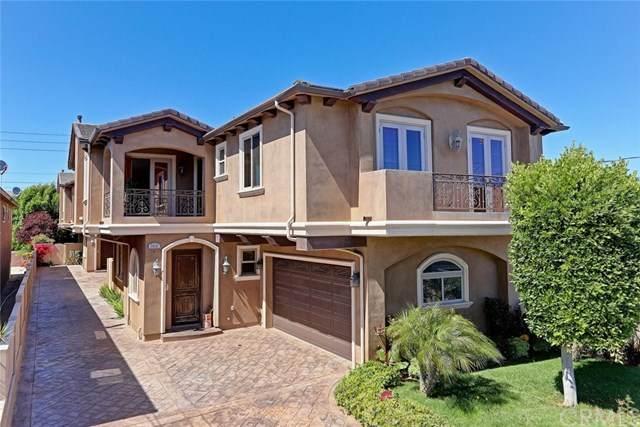 2419 Huntington Lane A, Redondo Beach, CA 90278 (#SB20180738) :: Millman Team
