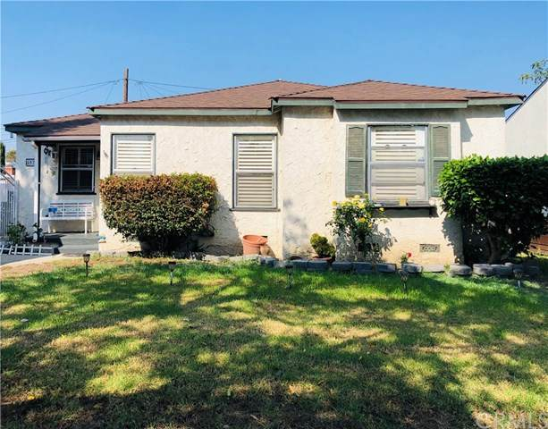 4029 W 167th Street, Lawndale, CA 90260 (#SB20222057) :: Arzuman Brothers