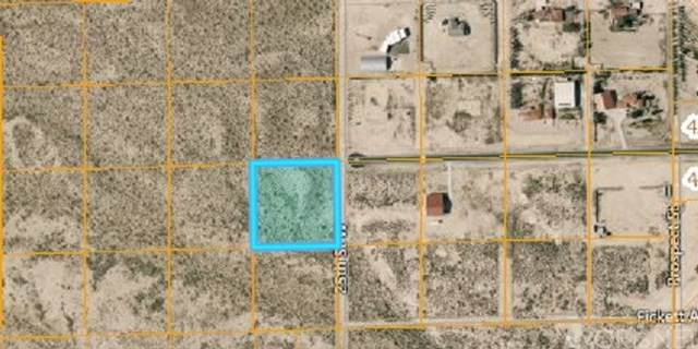 0 25th, Mojave, CA 93501 (#SR20220682) :: The Results Group