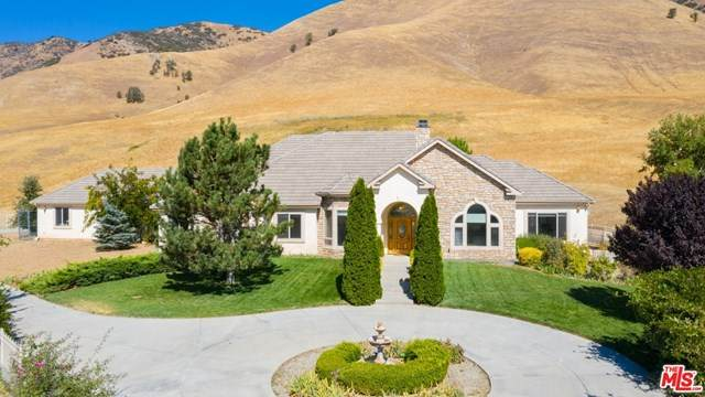 22100 Mountain Springs Lane, Tehachapi, CA 93561 (#20649678) :: Veronica Encinas Team