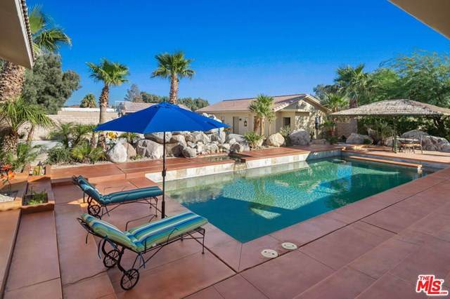 19584 Sagebrush Trail, Desert Hot Springs, CA 92241 (#20648554) :: Mainstreet Realtors®