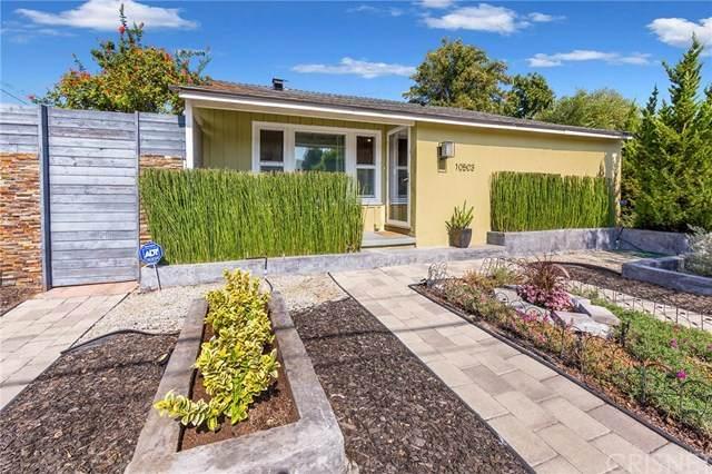 10503 Califa Street, North Hollywood, CA 91601 (#SR20220659) :: eXp Realty of California Inc.