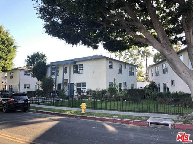 5317 Kinston Avenue, Culver City, CA 90230 (#20648188) :: Veronica Encinas Team