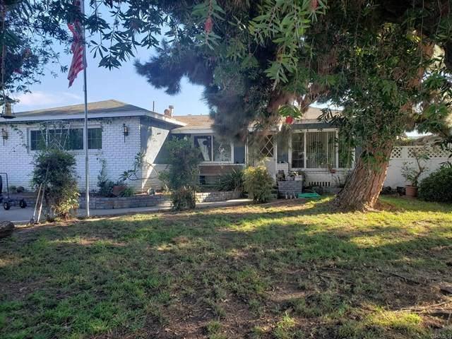 7525 Davidson, Lemon Grove, CA 91945 (#NDP2001595) :: Crudo & Associates