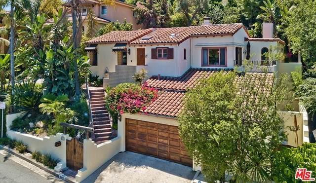 3425 Oak Glen Drive, Los Angeles (City), CA 90068 (#20649598) :: The Veléz Team