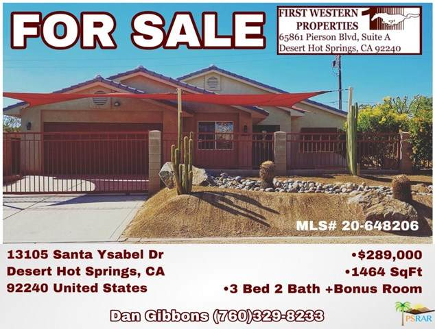13105 Santa Ysabel Drive, Desert Hot Springs, CA 92240 (#20648206) :: Veronica Encinas Team