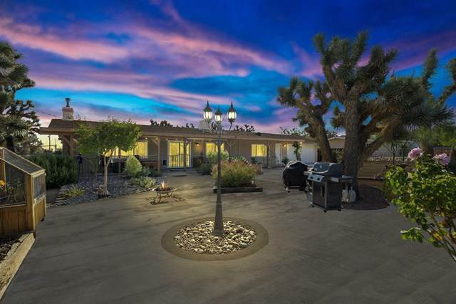 7780 Barberry Avenue, Yucca Valley, CA 92284 (#219051711DA) :: Zutila, Inc.