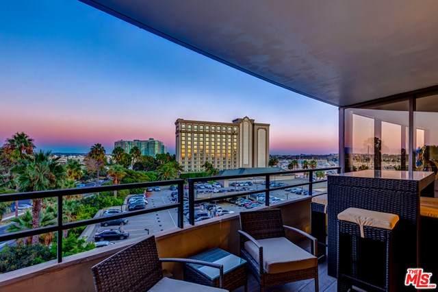 4337 Marina City Drive #349, Marina Del Rey, CA 90292 (#20649824) :: Crudo & Associates