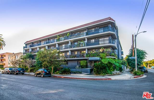 1355 N Sierra Bonita Avenue #311, West Hollywood, CA 90046 (#20648558) :: Powerhouse Real Estate