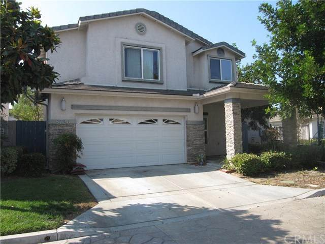 8726 Glen Oaks Way, Santee, CA 92071 (#TR20222232) :: Team Forss Realty Group