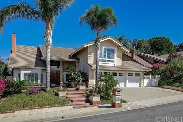 2173 Calle Riscoso, Thousand Oaks, CA 91362 (#SR20222142) :: Z Team OC Real Estate