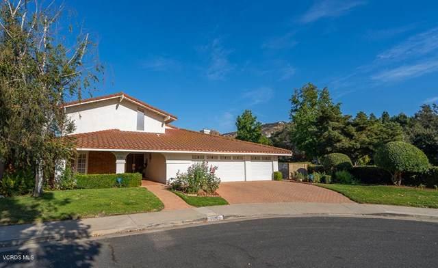 31701 Kentfield Court, Westlake Village, CA 91361 (#220010550) :: RE/MAX Masters