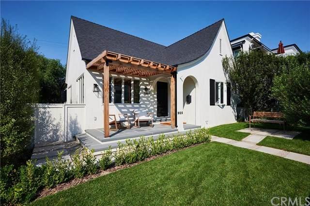 925 15th Place, Hermosa Beach, CA 90254 (#SB20221985) :: Zutila, Inc.