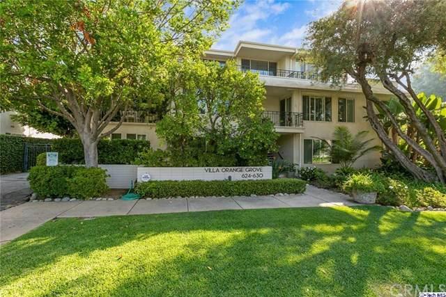626 S Orange Grove Boulevard #626, Pasadena, CA 91105 (#320003744) :: The Parsons Team