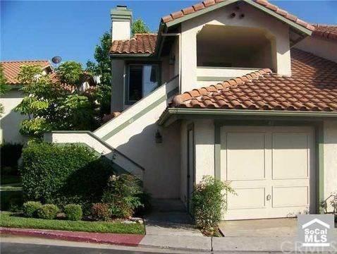 40 Vista Barranca #46, Rancho Santa Margarita, CA 92688 (#OC20222301) :: Mint Real Estate