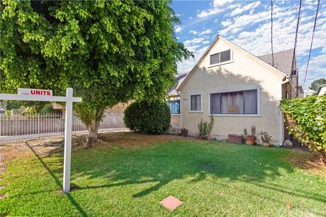 11247 Huston Street, North Hollywood, CA 91601 (#SR20222121) :: RE/MAX Empire Properties
