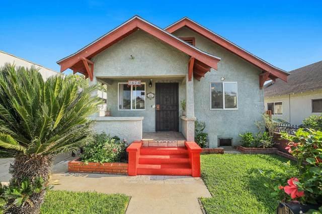 2676 Loosmore Street, Los Angeles (City), CA 90065 (#P1-1942) :: Powerhouse Real Estate