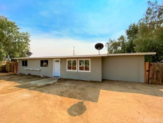 8880 Eucalyptus Avenue, California City, CA 93505 (#SR20222325) :: Twiss Realty