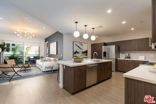 4140 Glencoe Avenue #509, Marina Del Rey, CA 90292 (#20649416) :: Crudo & Associates