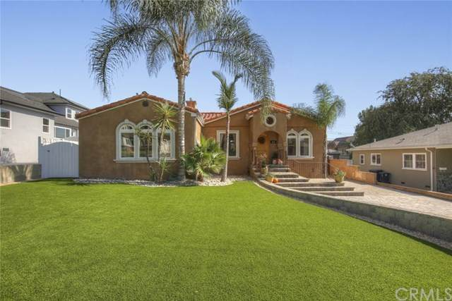 522 E Grinnell Drive, Burbank, CA 91501 (#BB20221631) :: The Results Group