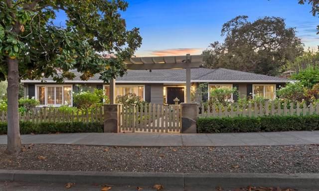 100 Granada Way, Los Gatos, CA 95032 (#ML81815045) :: Powerhouse Real Estate
