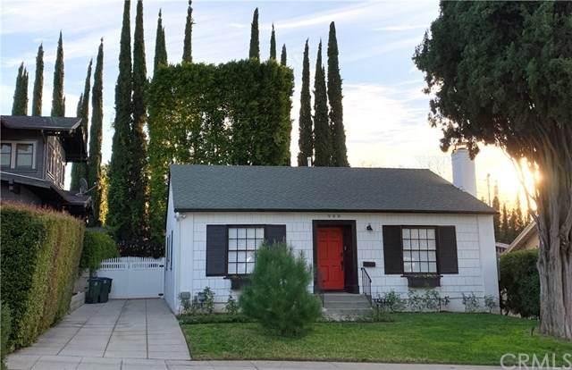 990 N Catalina Avenue, Pasadena, CA 91104 (#PW20222259) :: Powerhouse Real Estate