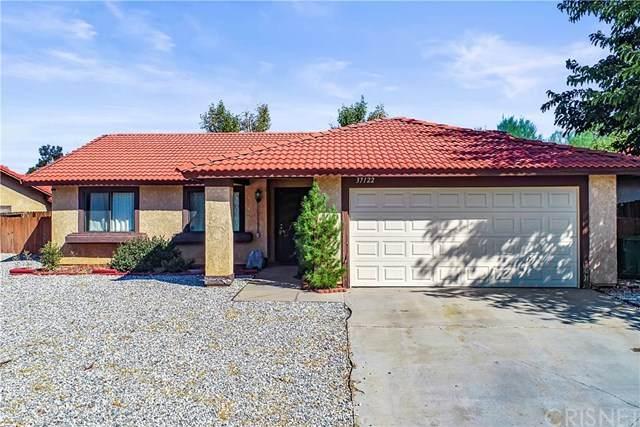 37122 Casa Verde Drive, Palmdale, CA 93550 (#SR20221697) :: Team Forss Realty Group
