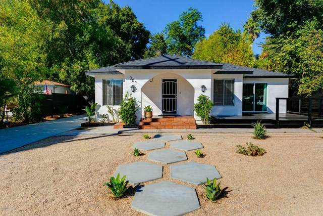 301 Park Road, Ojai, CA 93023 (#V1-2074) :: The Results Group