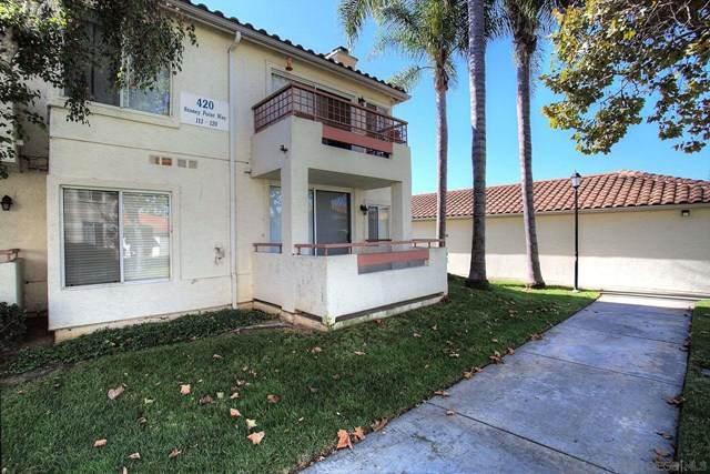 420 Stoney Point Way #114, Oceanside, CA 92058 (#200049226) :: eXp Realty of California Inc.