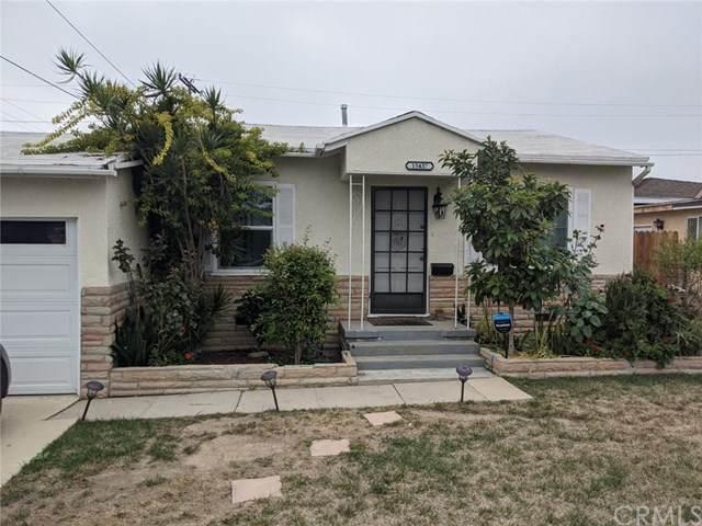 15437 Grevillea Avenue, Lawndale, CA 90260 (#SB20221431) :: Millman Team