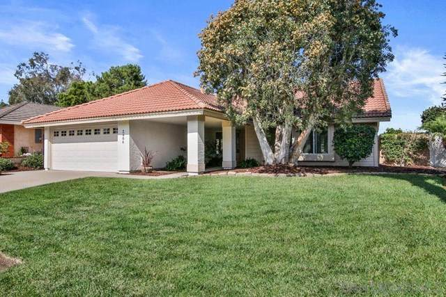 2406 La Plancha Ln, Carlsbad, CA 92009 (#200049305) :: eXp Realty of California Inc.